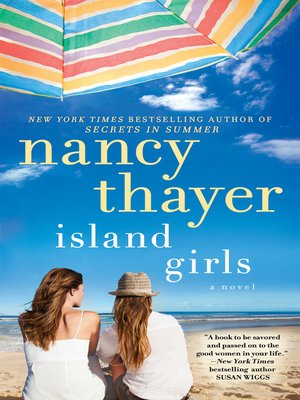 cover image of Island Girls
